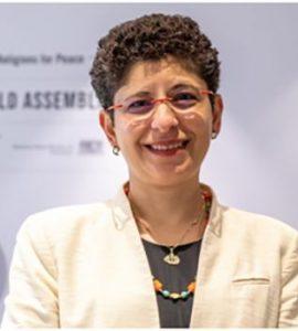 Dr Azza Karam